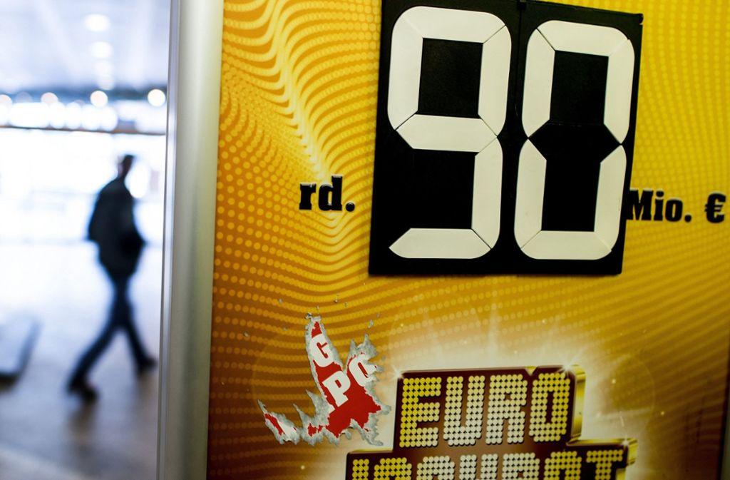 ist der eurojackpot geknackt