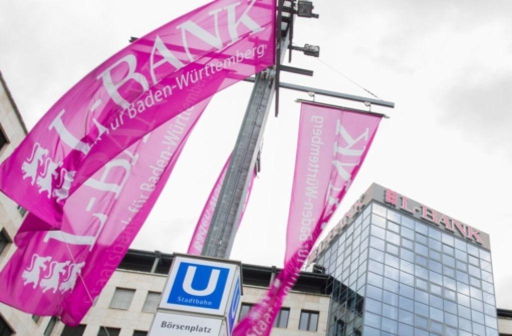 Jedes Jahr versammeln sich am Stuttgarter Börsenplatz Investoren und Gründer. Foto: dpa