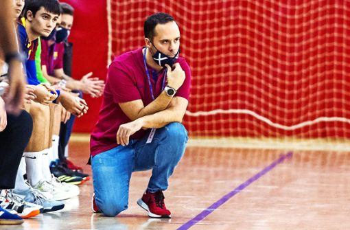 So tickt der neue Trainer des   TVB Stuttgart