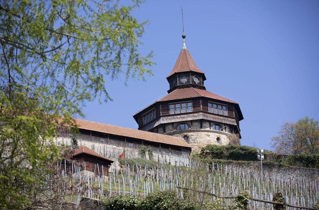 Wegen des Brandschutzes steht der Turm seit vielen Jahren leer. Foto: Horst Rudel