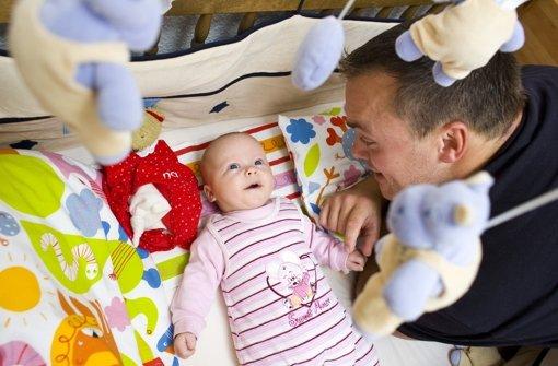 Männer zwischen Vaterrolle und Beruf