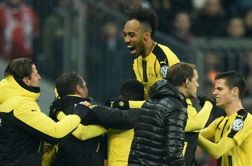 Borussia Dortmund gewinnt beim FC Bayern
