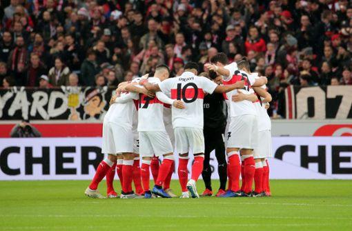 Die Weihnachtsgrüße der VfB-Profis