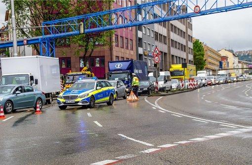 Fußgänger schwer verletzt