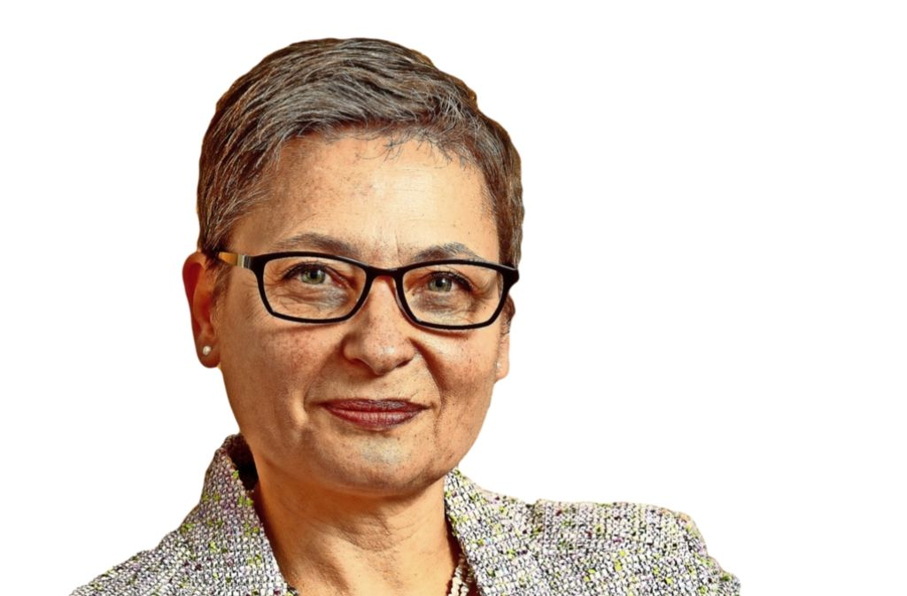 Auch ihre Rolle bei der Ermahnung eines Richters wird hinterfragt: BGH-Chefin Bettina Limperg. Foto: dpa