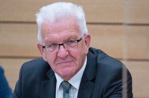 Grüne nun in weiterer Umfrage vor der CDU