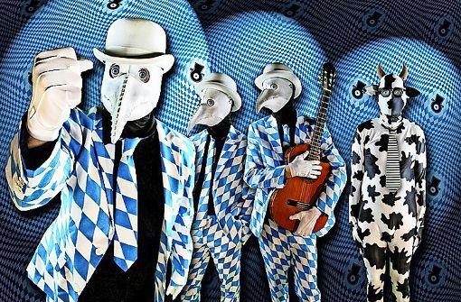 Die Doktor Seltsam der Popmusik