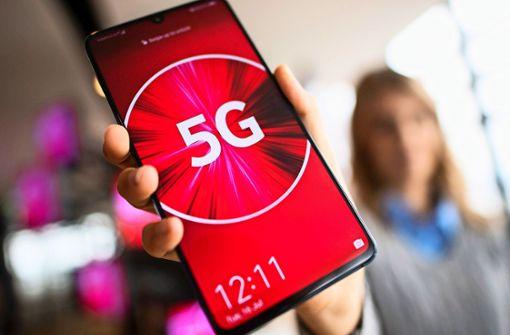 Telekom beschleunigt 5-G-Ausbau