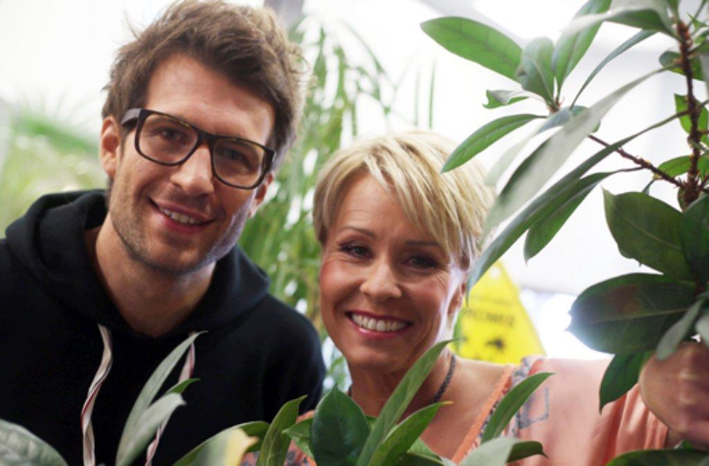 Die Moderatoren des RTL-Dschungelcamps: Sonja Zietlow und Daniel Hartwich. Foto: RTL / Stefan Gregorowius
