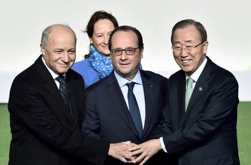 Gastgeber erhoffen sich Schub für Klima-Debatte