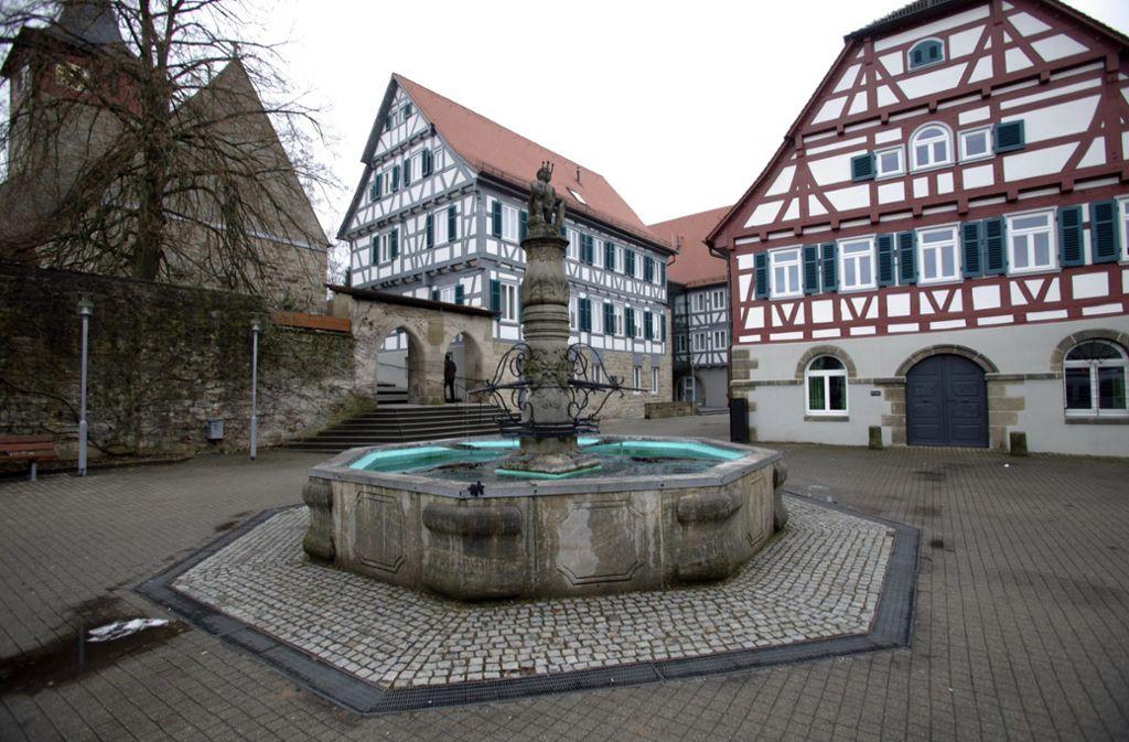 In der Nähe des Alten Rathauses kam es zu einem blutigen Kampf. Foto: © C) Gottfried Stoppel