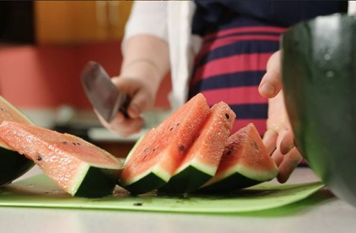 """Densuke-Wassermelone für """"nur"""" 1800 Euro versteigert"""