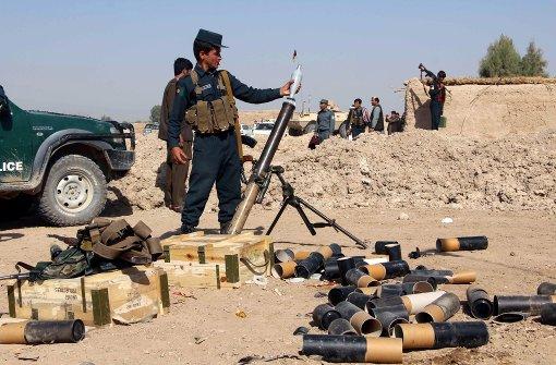 IS-Kämpfer erschießen mehr als 30 Zivilisten