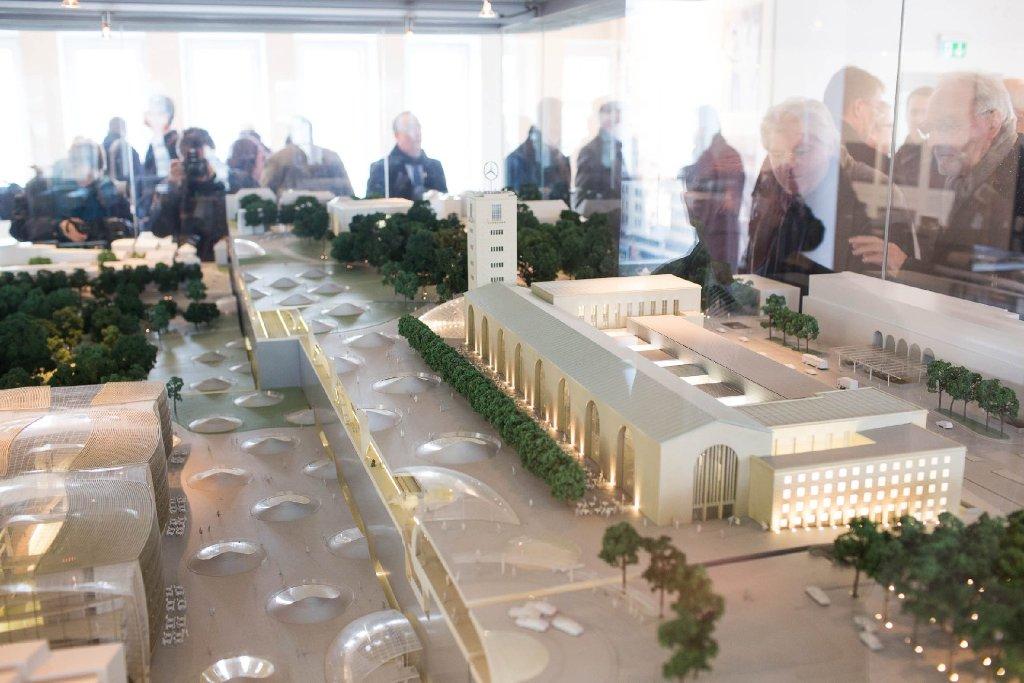 Eindrücke aus der neuen Ausstellung im Turmforum Foto: www.7aktuell.de | Florian Gerlach