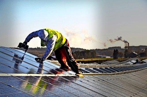 Klinkenputzen für den Klimaschutz