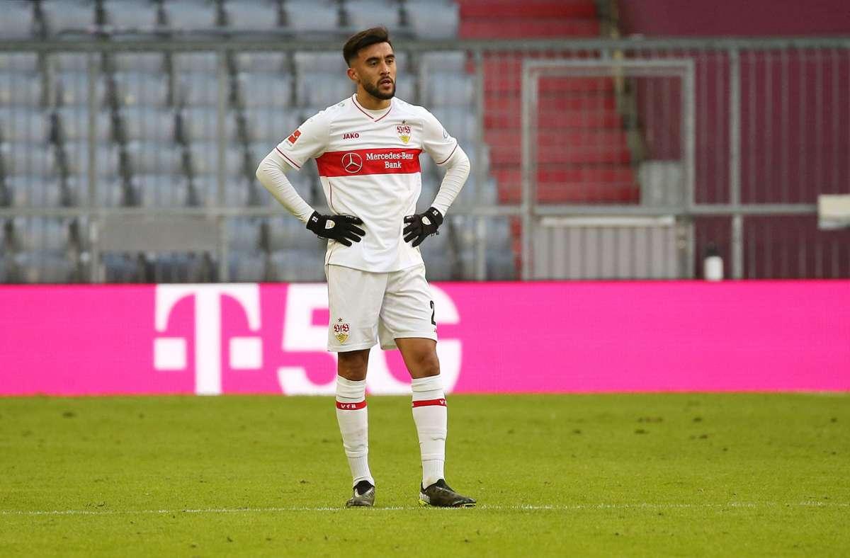 Nicolas Gonzalez wechselt zum AC Florenz. Foto: Pressefoto Bauman/Alexander Keppler
