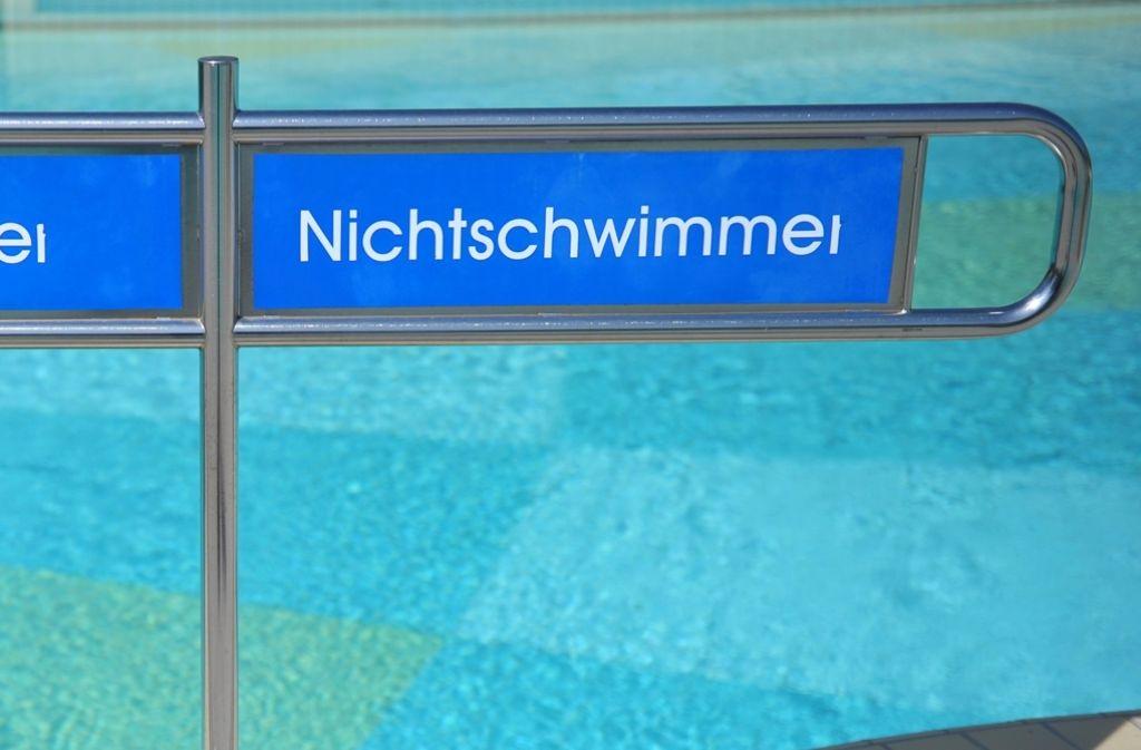 Nichtschwimmer – ein wachsendes Problem unter den Flüchtlingen Foto: dpa