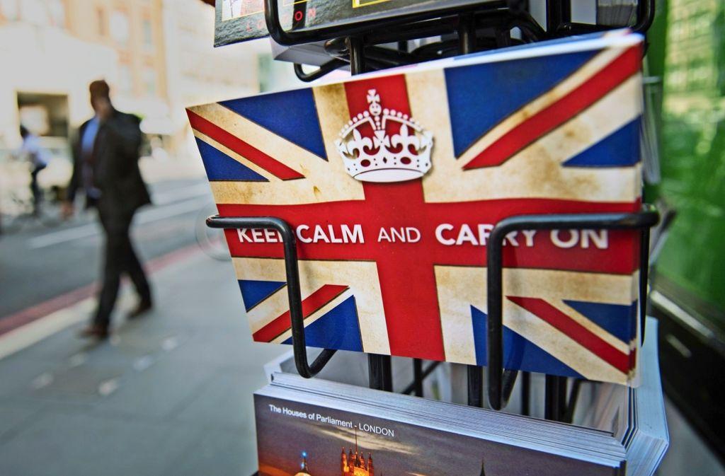 Vor allem die jungen Briten sind entsetzt über den Ausgang des Referendums. Foto: AFP