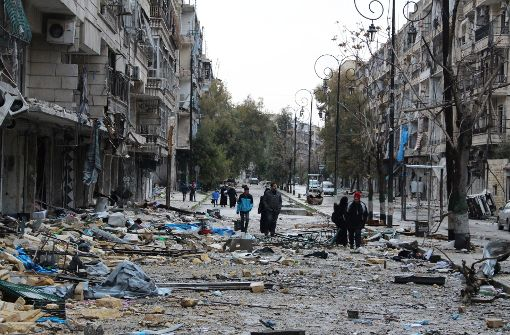 Syrische Armee: Rebellenabzug kann beginnen