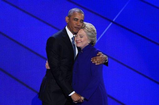 Hillary Clinton kann es
