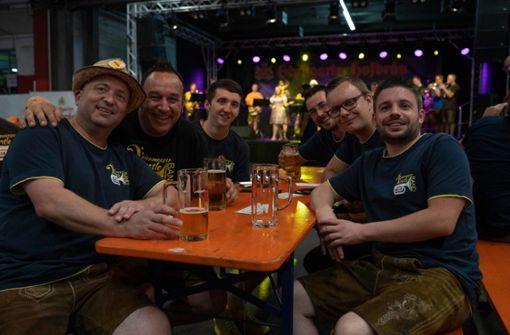 15000 Besucher beim Brauereifest