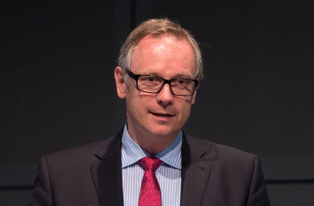 Hat keine Zukunft mehr als Sparkassenpräsident: Georg Fahrenschon Foto: dpa