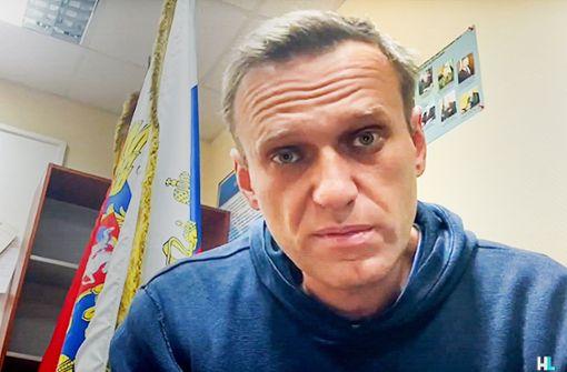 """""""Spaziergänge"""" für Nawalny: Der Kreml wird nervös"""