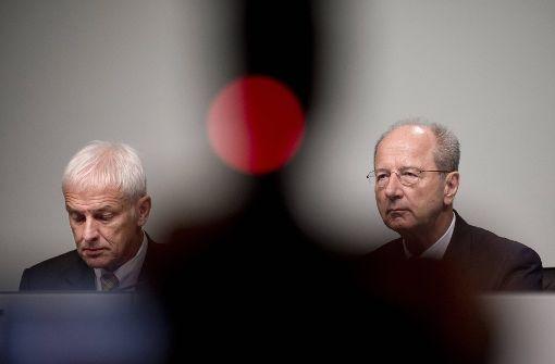 Abgasskandal trübt Stimmung auf der Porsche-Hauptversammlung