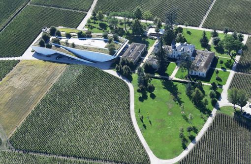 Donnergrollen im Weinolymp