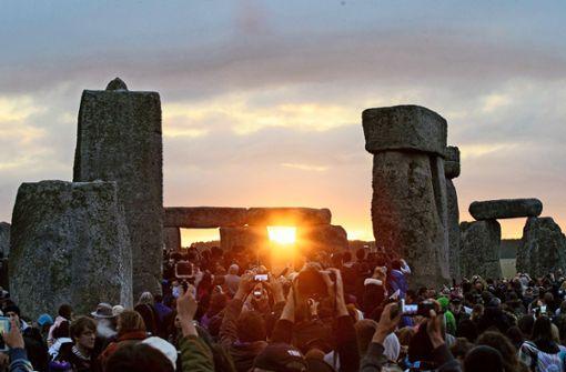 Rätsel um Kultfeste in  Stonehenge