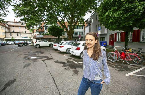 Parkplätze werden zum Wohnzimmer