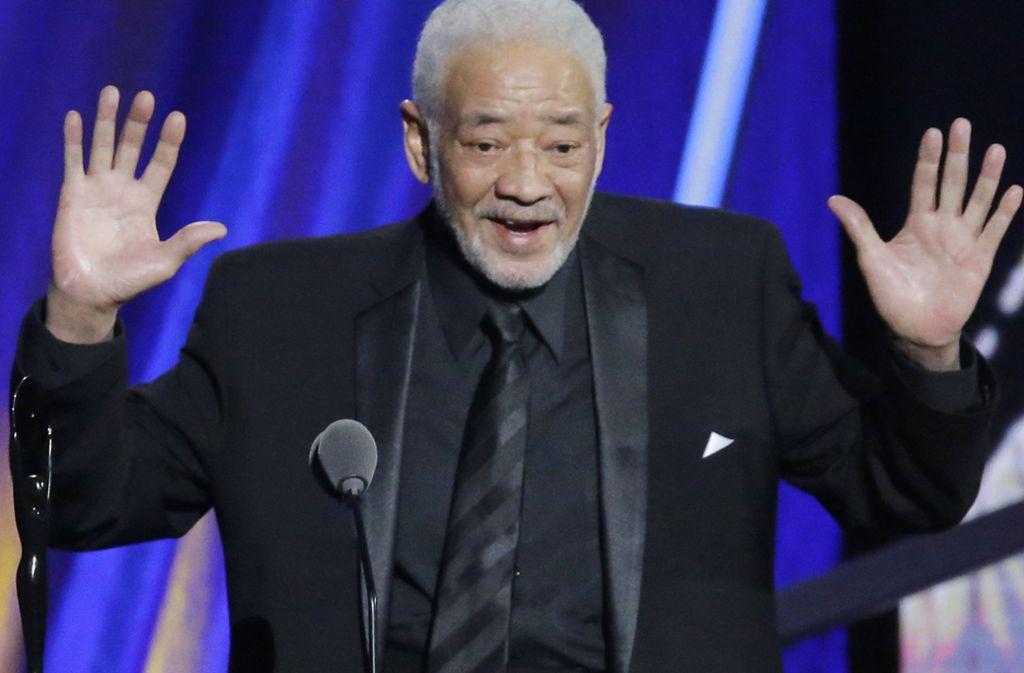 Bill Withers wurde 81 Jahre alt. Foto: AP/Mark Duncan