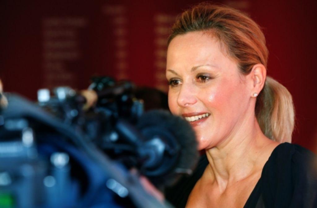 Die Noch-Ehefrau des ehemaligen Bundespräsidenten Christian Wulff, Bettina Wulff, hat sich mit Google geeinigt. Foto: dpa