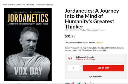 Neuseelands Buchläden sperren Peterson aus