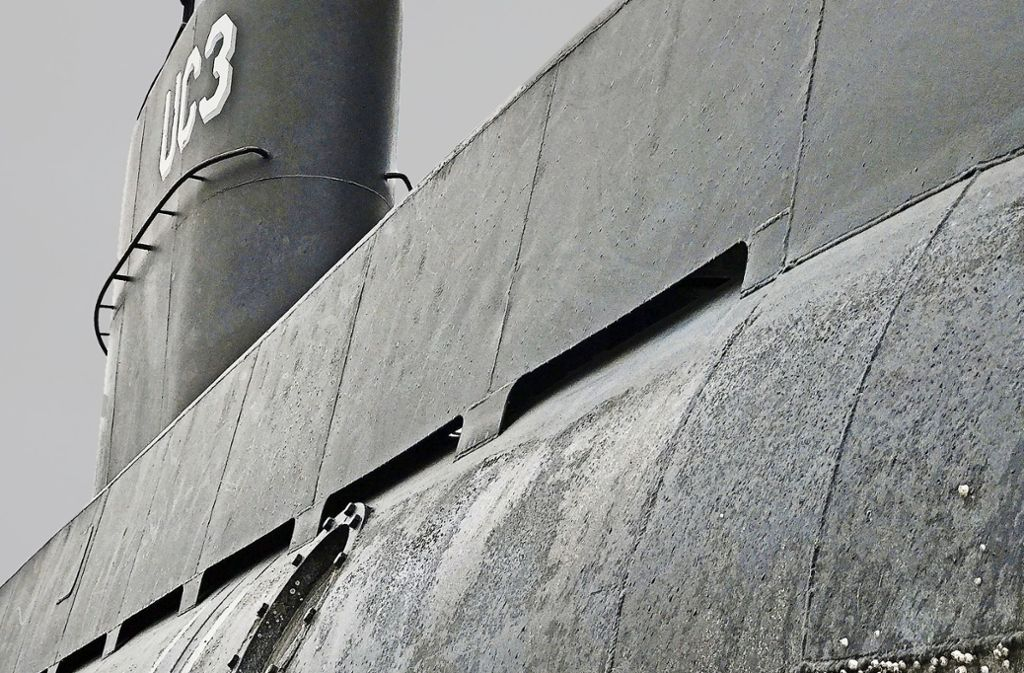 Düstere Sehenswürdigkeit:  an Bord der Nautilus starb Kim Wall. Doch unter welchen Umständen? Foto: dpa