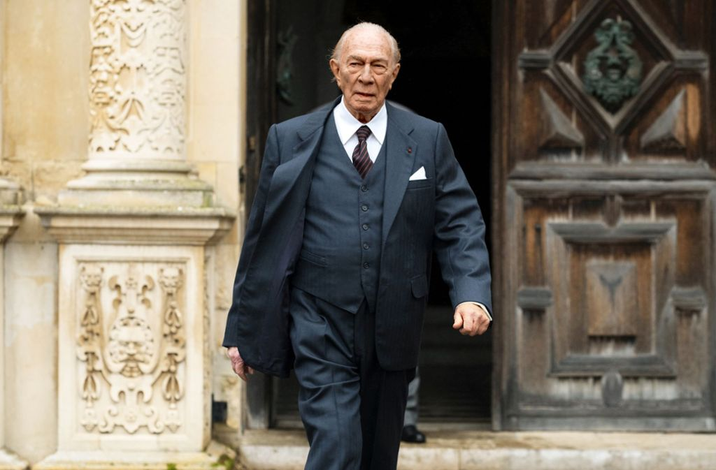 Christopher Plummer hat die Rolle des John Paul Getty übernommen. Foto: Tobis