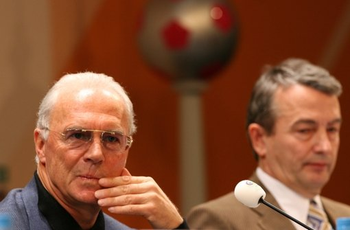 Fifa startet Verfahren gegen Beckenbauer und Niersbach