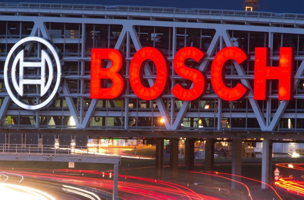 Neue Hiobsbotschaft bei Bosch – 1000 weitere Jobs fallen in Schwäbisch Gmünd weg. Foto: dpa/Marijan Murat