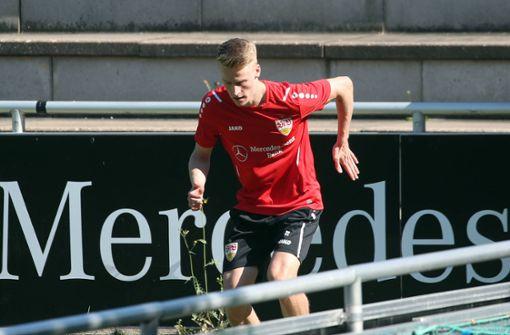 Chris Führich beim VfL Bochum erstmals im Kader
