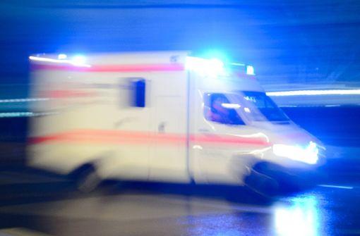 Radfahrer nach Unfall schwer verletzt