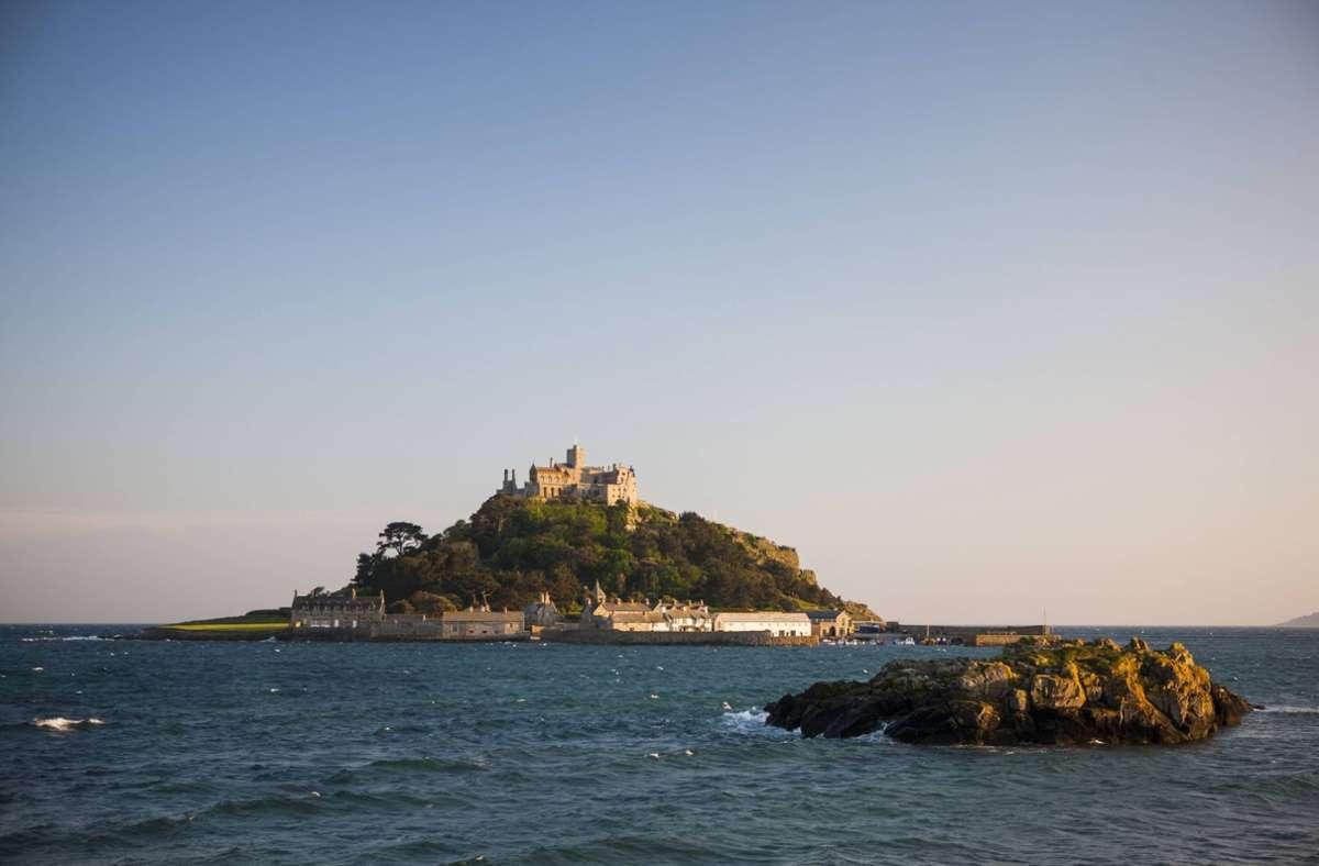 In diesem Schloss darf der neue Mitarbeiter leben. Foto: