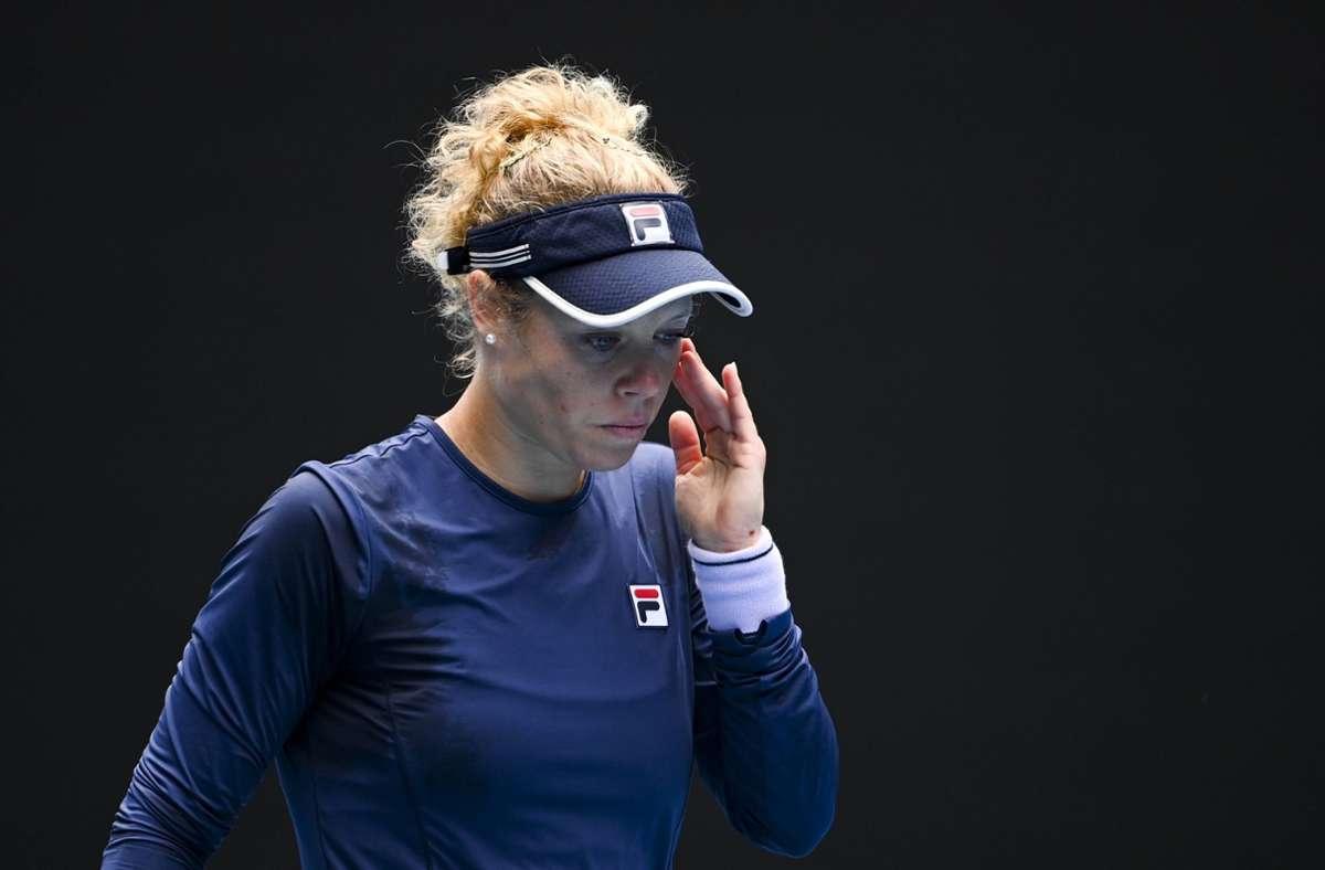 Siegemund war bei den Australian Open in der ersten Runde gegen US-Star Serena Williams ausgeschieden. Foto: imago images/AAP/DAVE HUNT