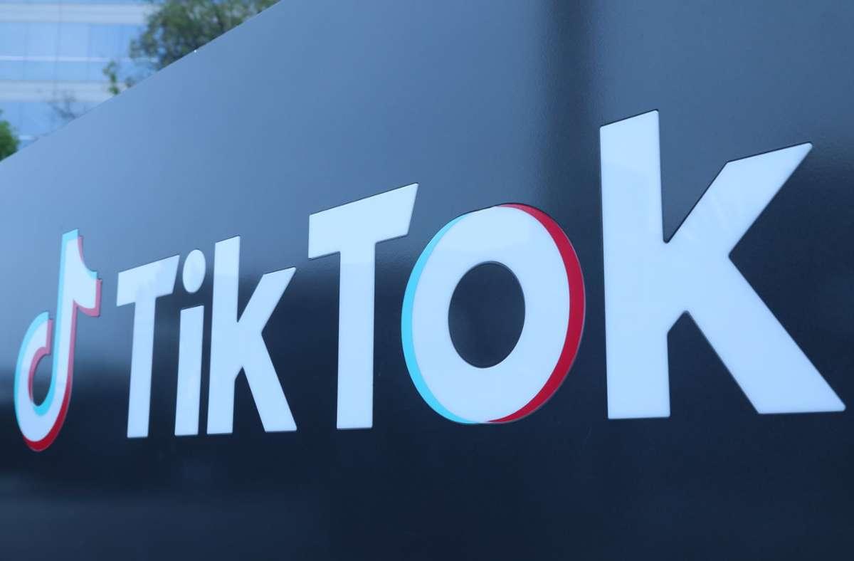 TikTok wird vorläufig weiterhin zum Download in den USA zur Verfügung stehen. Foto: dpa