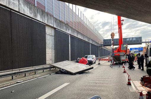 """Behörden-Versäumnisse """"mitursächlich"""" für Betonplatten-Unfall"""