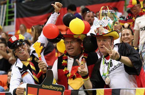 So steht es um Deutschlands Mannschaftssportarten