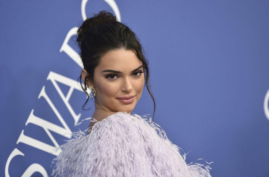 Jenner wirbt unter anderem für Calvin Klein und Adidas. Foto: Invision