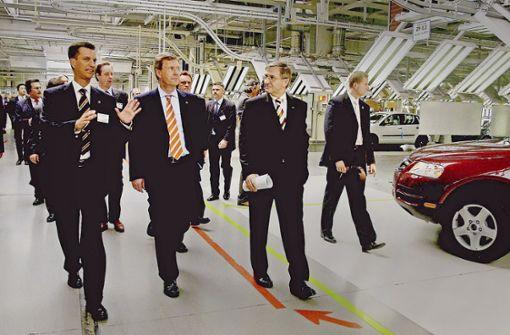 Auch Daimler löst Manager wegen Affäre ab