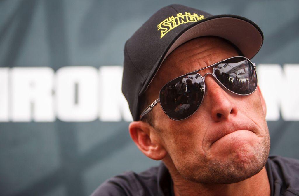 Lance Armstrong hat Jan Ullrich seine Hilfe angeboten. Foto: AP