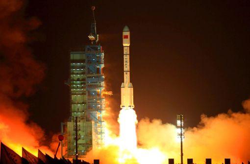 Chinesisches Raumlabor über Pazifik abgestürzt