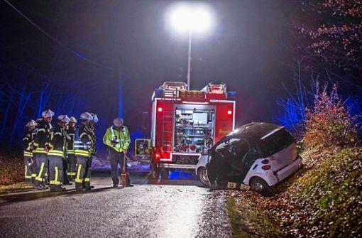 Es wurden in einem Jahr nur  264 Unfälle registriert